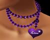 ~A~Purple Pearls in Love