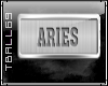 Aries Sign sticker