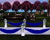 Blue Wedding Isle