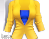 ! L! Yellow Blue Jacket