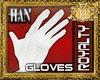 [H]Royalty White Gloves