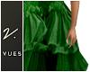 v. Kaia Ruffle Skirt - G