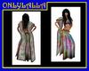 Soft Rainbow Dress