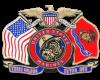 TSS Marines Sticker