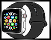 BLK APPLE WATCH