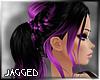 Stasy black purple
