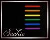 !SG Rainbow Glow Lights