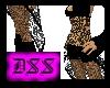 Lace Bodysuit w/Boots