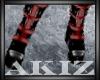 ]Akiz[ Strap R Boots