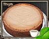 Vegan Plain Cheesecake