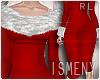 [Is] Mrs Claus Dress RL