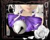 + Bell Ribbon Purple +