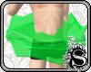[S] Boys Tutu Green