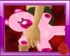 AR   **Pink Teddy Bear**