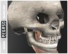 f Halloween Skull