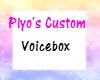 P|Plyo's Voicebox