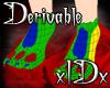 xIDx Derv. Tiny Paws M