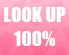 🔔 Look Up 100% Unisex