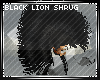 Black Lion Shrug