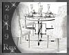 Rus: PARIS dining set