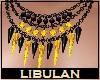Libulan Spike Necklace