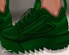 f. green chunky kicks