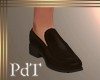 PdT Loafer DkBrownNoSoxM