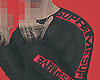 sweater black is red