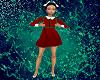 Childs Christmas Dress