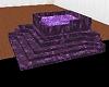 Purple Hot tub - Look