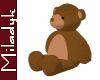 MLK Stuffed Teddy Bear