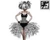 ~F~ Corsetted Ballerina
