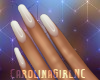 cg: Natural Ombre Nails