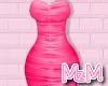 MzM e Pink Maxi Dress
