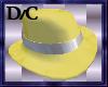 D/C Yellow Dress up hat