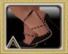 (AL)Ayla Heels Black