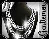 *01* Silver Chain