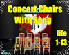 Concert Chairs With Song