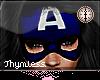Capt America Mask