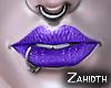 Purple Velvet Lipstick