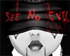 See No Evil Blindfold