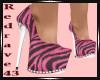 Pink Zebra Pumps