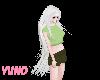 White Really Long Hair