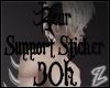 Support Sticker 30 k