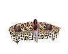 Animal Print Couch