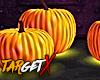 ✘ Glow Pumpkins
