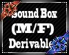 [C] Derivable Sound M/F