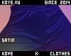 |< Satin! Night Shorts!