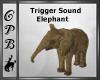 Baby Elephant with Sound