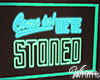 Weed Lounge Neon Sign